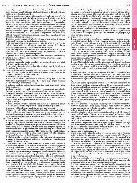 Náhled Daňové zákony 2016 XXL ProFi