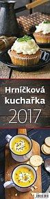Kalendář nástěnný 2017 - Hrníčková kuchařka