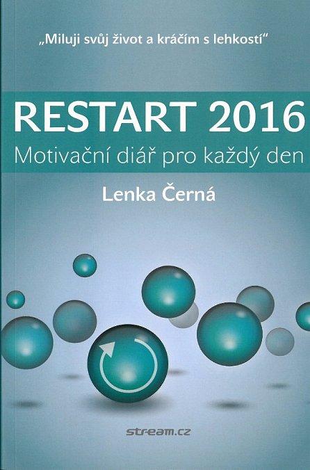 Náhled Motivační diář RESTART 2016 pro každý den