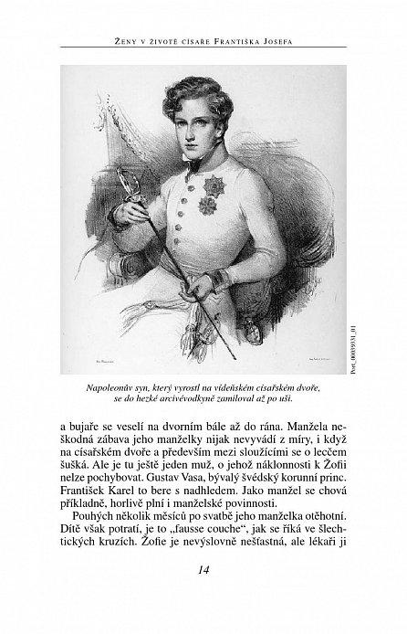 Náhled Ženy v životě císaře Františka Josefa