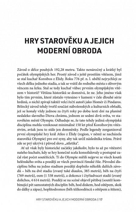 Náhled Nejúžasnější příběhy z olympijských her