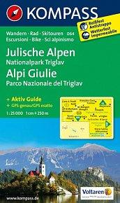Julische Alpen Triglav 064 / 1:25T NKOM