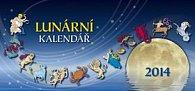 Lunární - stolní kalendář 2014