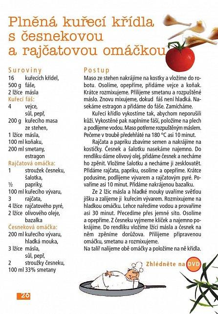 Náhled Bravo, šéfe! Zdeněk Pohlreich vaří mezinárodní kuchyni  (+ DVD)