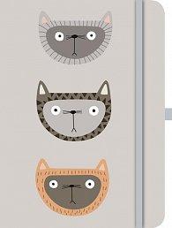 Zápisník Cats velký