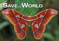 Kalendář nástěnný 2013 - Save the World