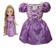 Disney princezna a dětské šaty - Locika