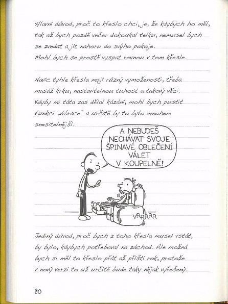 Náhled Deník malého poseroutky 4 - Psí život