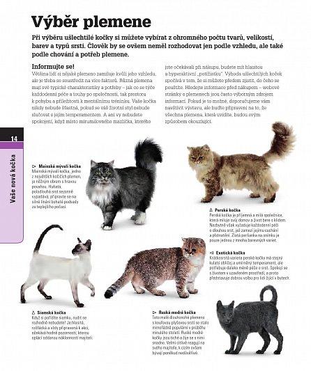 Náhled Kompletní péče o kočku - aby byla zdravá a šťastná