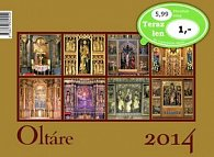 Oltáre 2014 - stolový kalendár