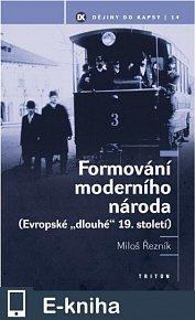 Formování moderního národa (E-KNIHA)