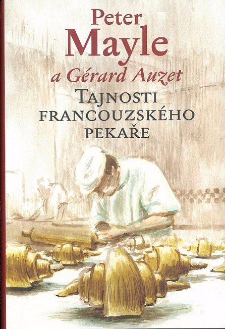Náhled Tajnosti francouzského pekaře