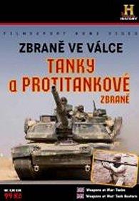 Zbraně ve válce: Tanky a Protitankové zbraně - DVD digipack