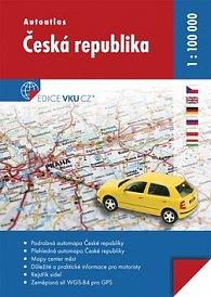Autoatlas Česká republika 1 : 100 000