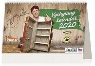 Kalendář stolní 2020 - Vychytávky Ládi Hrušky