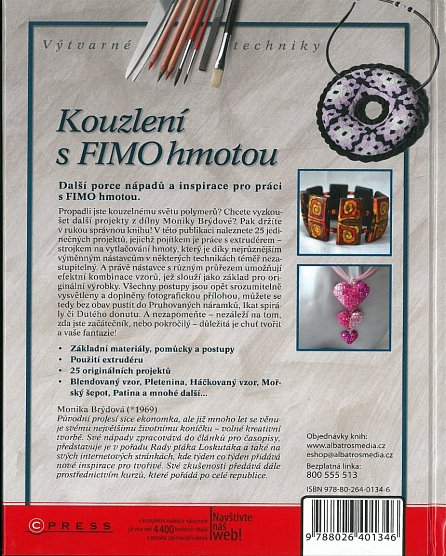 Náhled Kouzlení s FIMO hmotou