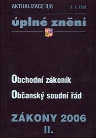 Obchodní zákoník 2006 II/8