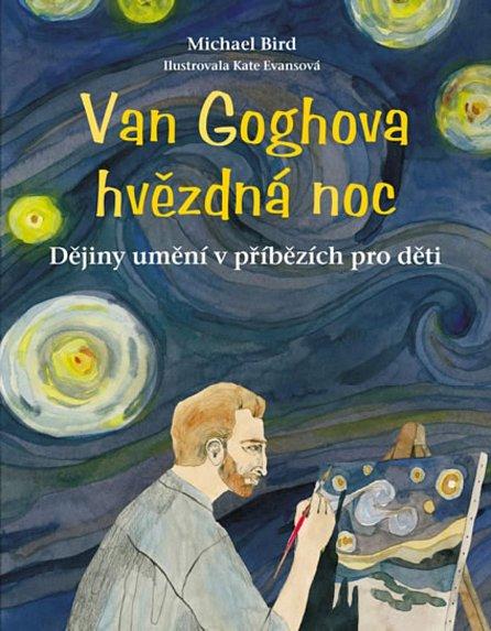 Náhled Van Goghova hvězdná noc