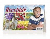 Kalendář stolní 2016 - Receptář