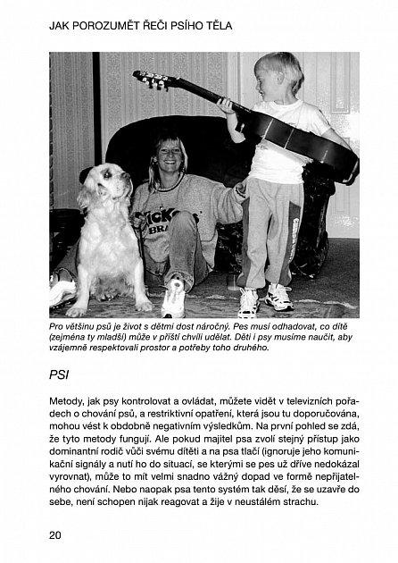 Náhled Jak porozumět řeči psího těla aneb Naučte se komunikovat jako pes