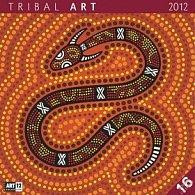 Kalendář nástěnný 2012 - Tribal Art, 30 x 60 cm