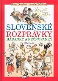 Slovenske rozpravky, hádanky a rečňovanky