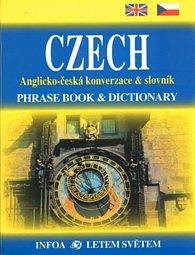 Czech - Konverzace + slovník - modrá