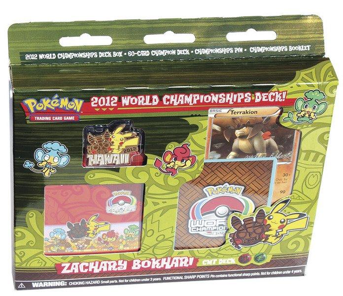 Pokémon: 2012 World Championship Decks (4/8)