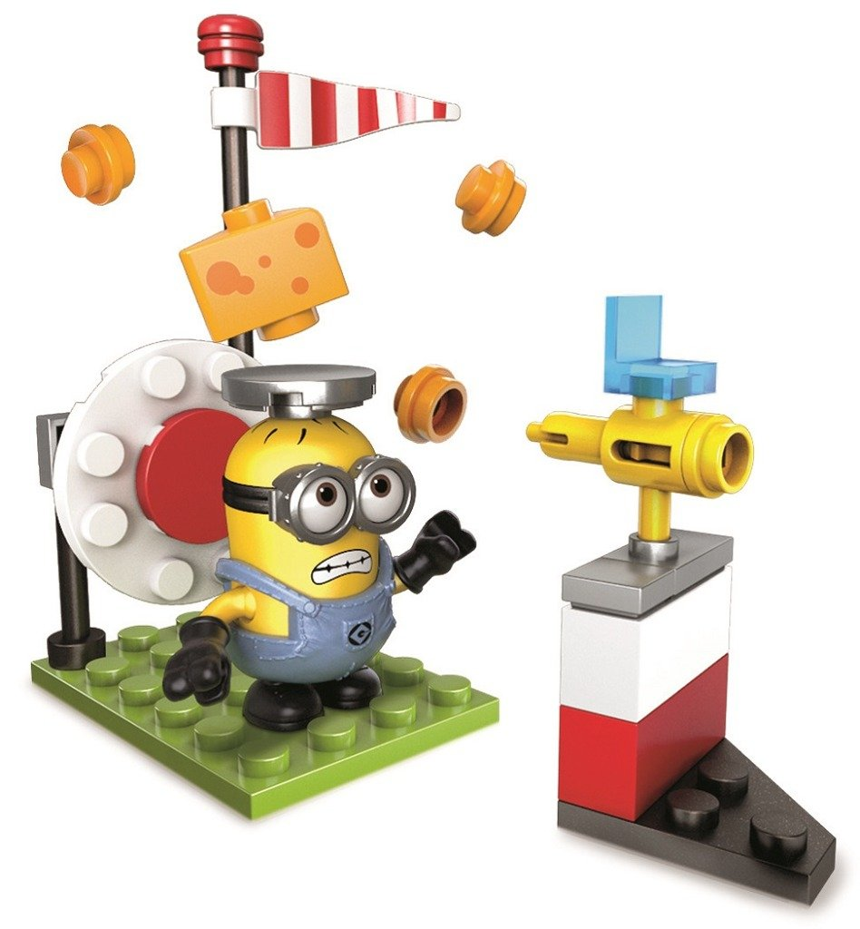 Mega Bloks Mimoňové zloduch - Mattel Mega Bloks