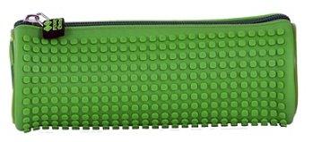 Náhled Pixie Kulatý Penál PXA-06 zelená / zelená