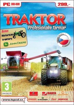 Traktor Profesionální farmář