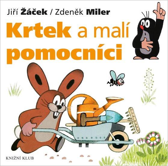 Krtek a malí pomocníci - Jiří Žáček