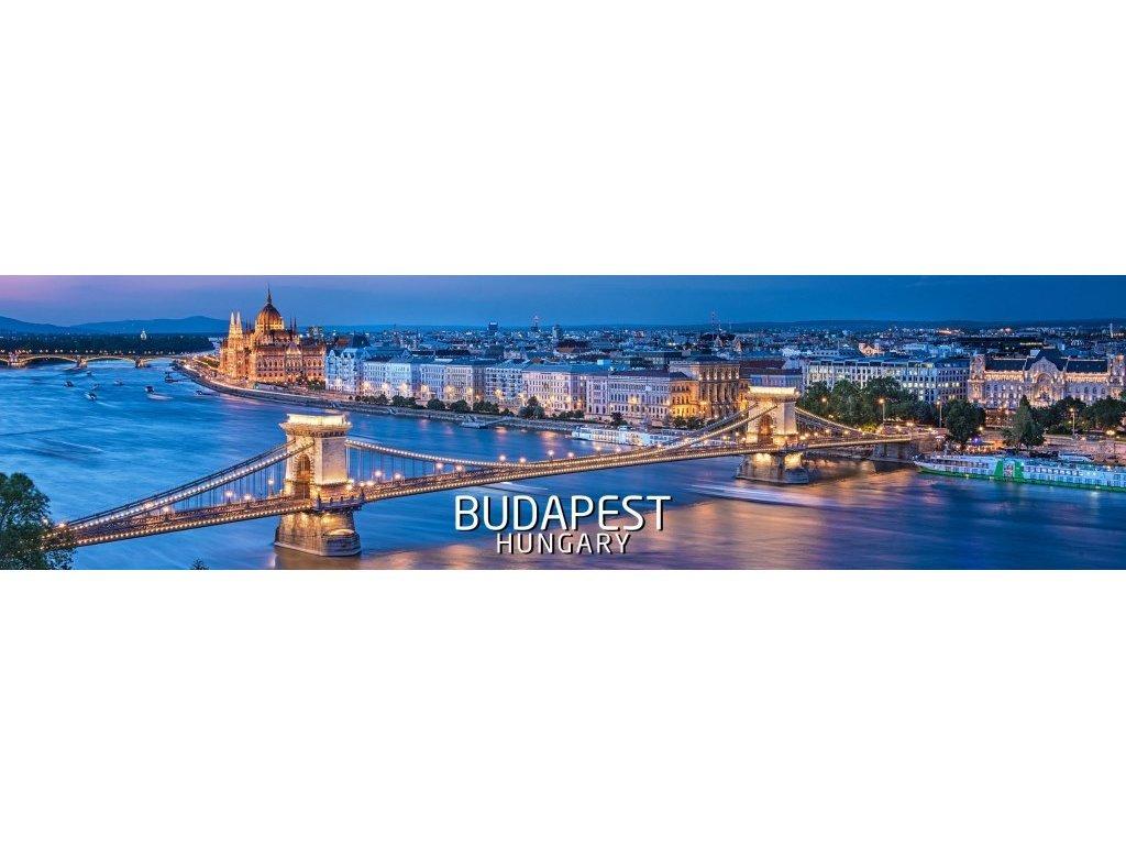 Budapest panorama 3D
