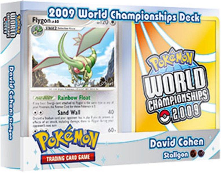 Pokémon: 2009 World Championship Decks (4/8)