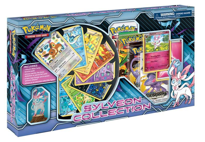 Pokémon: Sylveon Collection (1/12)