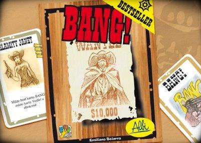 Náhled Bang! - Divoký západ