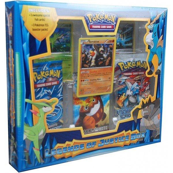 Pokémon: Legends of Justice Box