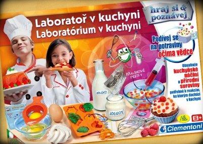 Náhled Laboratoř v kuchyni