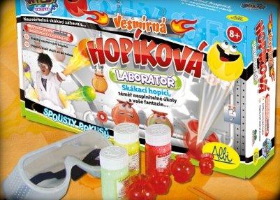 Náhled Hopíková laboratoř