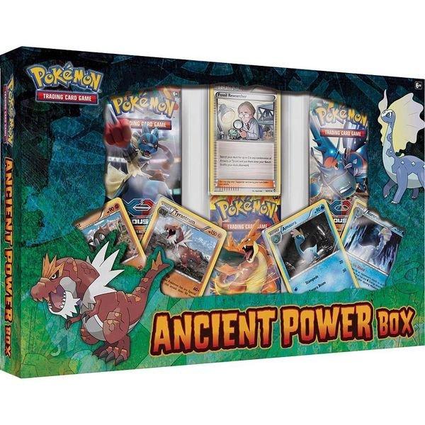 Pokémon: Ancient Powers (1/12)
