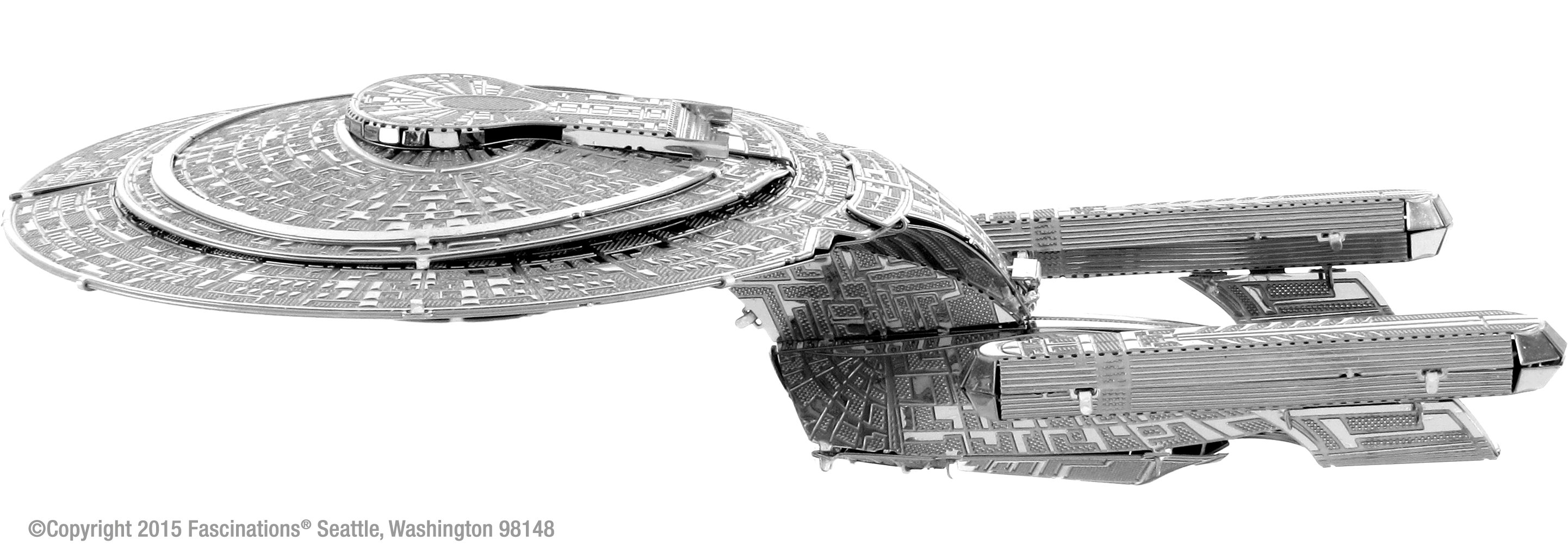 Metal Earth ST USS Enterprice NCC-1701-D