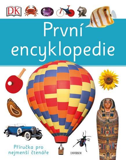První encyklopedie - Anita Ganeri