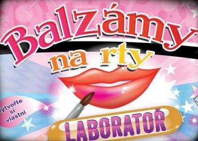 Náhled Balzámy na rty - laboratoř