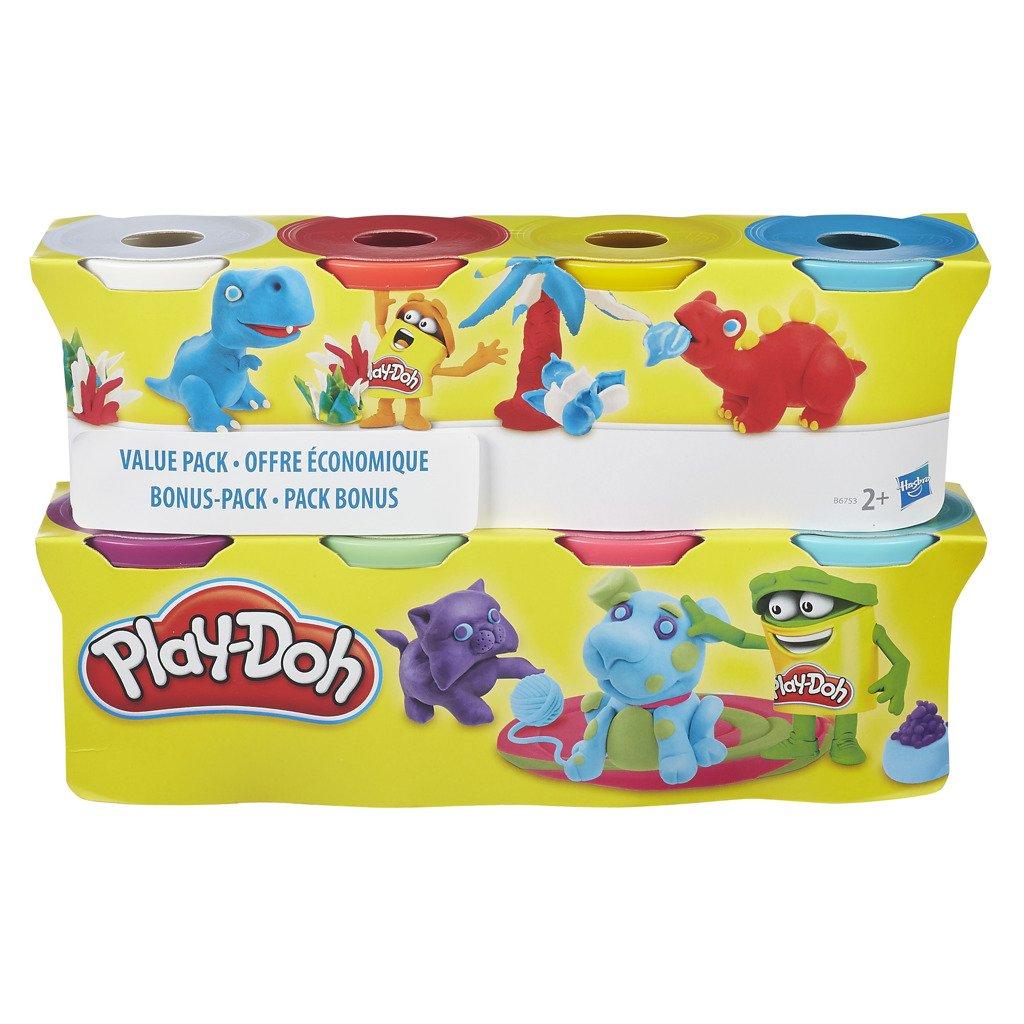 Play - doh balení 4x4 kelímky - Hasbro Play-Doh