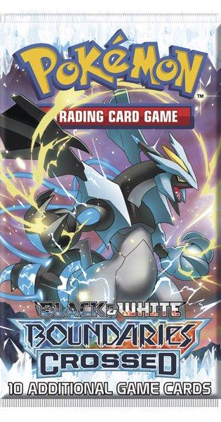 Pokémon: Boundaries Crossed Booster