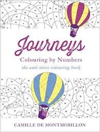 Journeys : Colouring by Numbers