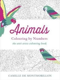 Animals : Colouring by Numbers