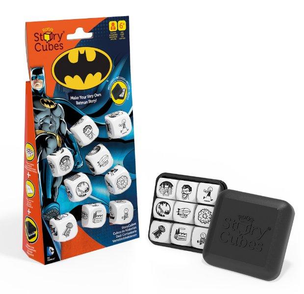 Příběhy z kostek: Batman - O´Connor Rorry