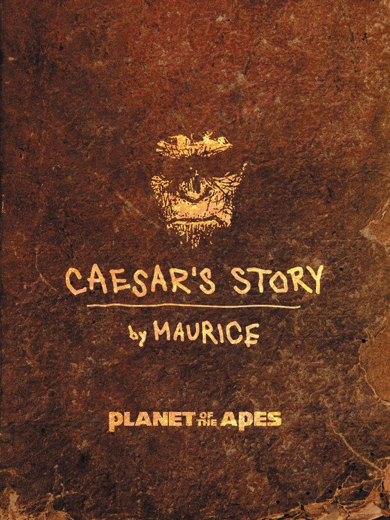 Planet of the Apes: Caesar's Story - Greg Keyes